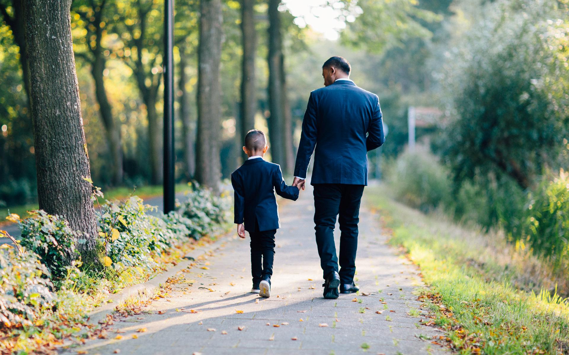 fathersonwalk